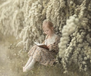 aesthetic, book, and enchanted image