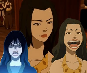 avatar and azula image