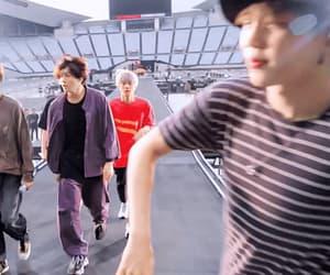 gif, 방탄소년단, and jin image