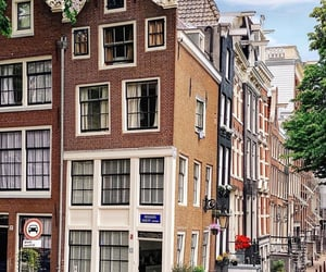 amsterdam, city, and exterior image