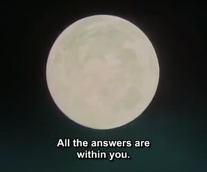 moon and quotes image