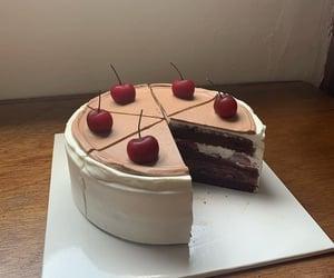 berry, cherry, and cake image
