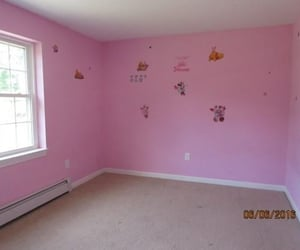 childhood, pink, and room image
