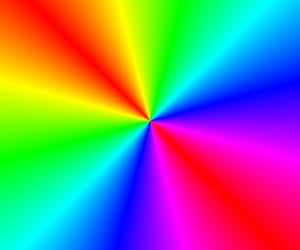 colors, rainbow, and color image
