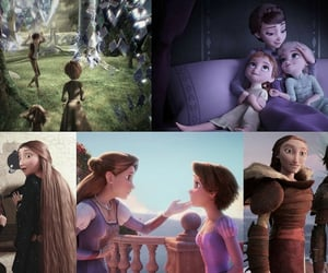 anna, pixar, and httyd 3 image