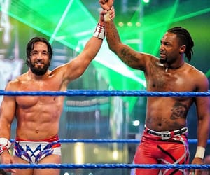 wwe, tony nese, and isaiah scott image