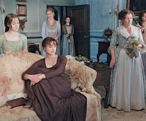 pride and prejudice, movie, and jane austen image
