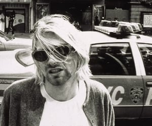 cobain, lift, and nirvana image