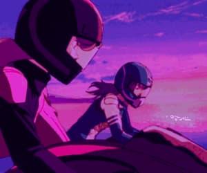 anime, animeaesthetic, and gif image