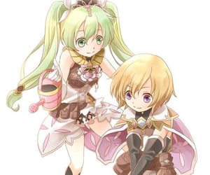 game, harvest moon, and rune factory image