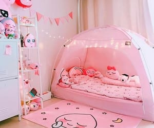 room, pink, and roominspiration image