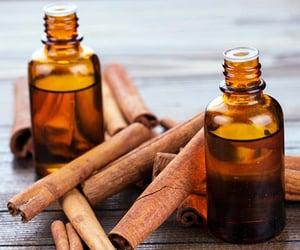 essential oils and cinnamon essential oil image