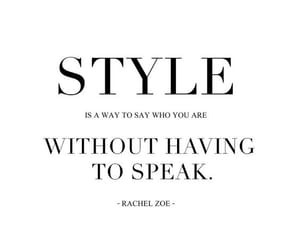 beauty, fashion, and quotes image