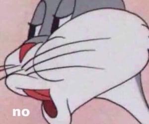 meme, bugs bunny, and cartoon image