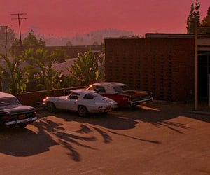 aesthetic, pink, and car image