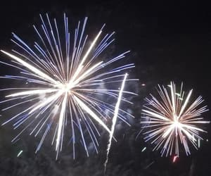 fireworks, july 4, and us independence day image