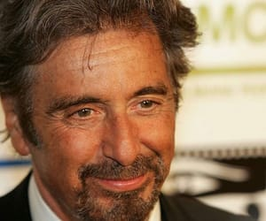 al pacino, running, and yes please image