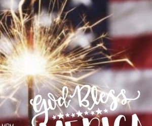 4th of july, american flag, and july image