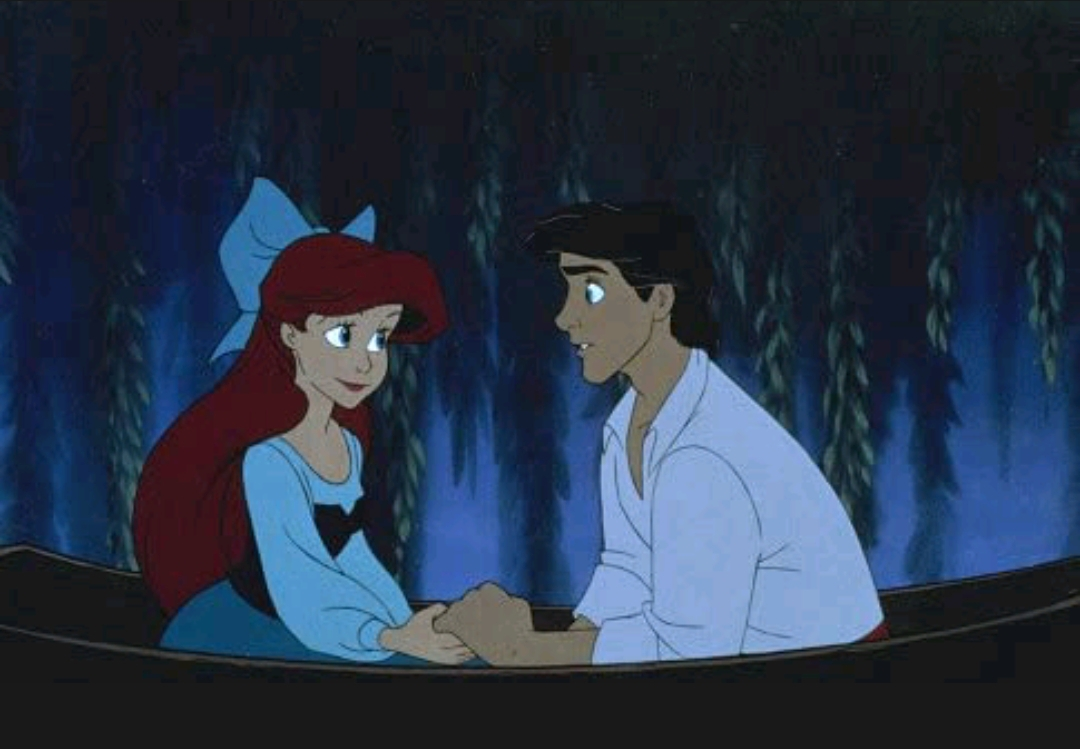 ariel, movies, and animation image
