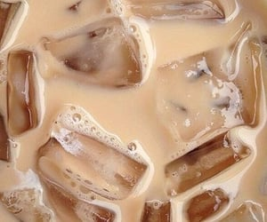 aesthetic, drinks, and iced coffee image
