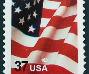 america, us, and stamps image