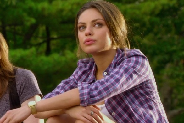 actress, Mila Kunis, and movie image