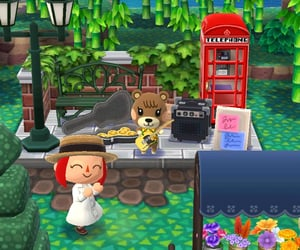 animal crossing, dulce, and pocket camp image