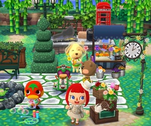 animal crossing, dulce, and ketchup image