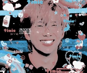 aesthetic, jhope icons, and rm theme image