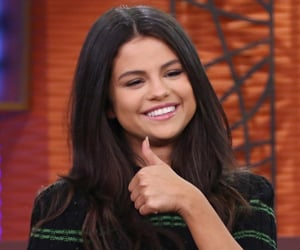 "Selena Gomez on the set of Univisions ""Despierta America"""