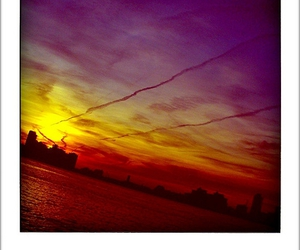 bright colors, clouds, and colorful image
