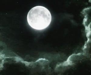 cloud, movie, and scene image