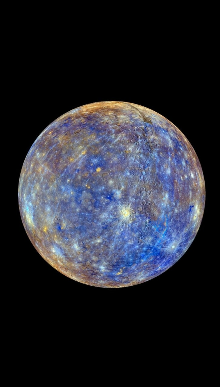 blue, galaxy, and iridescent image