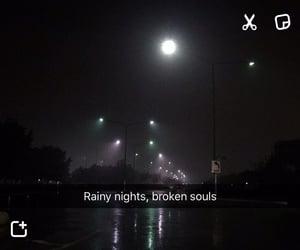 dark, quote, and sadness image