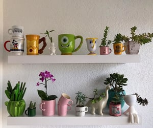 cactus, decoration, and disney image