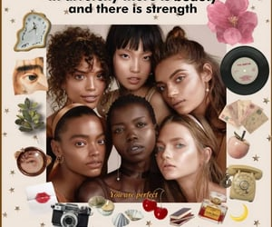 article, diversity, and beauty image