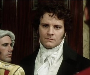 Colin Firth and mr darcy image