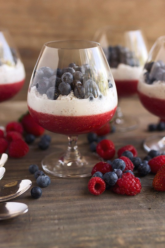 blueberry, food, and dessert image