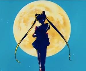anime, sailor, and usagi image