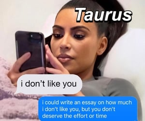 astrology and taurus image