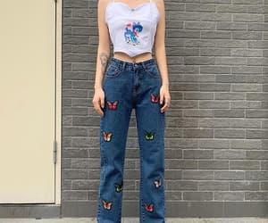 korean fashion, ulzzang, and y2k image