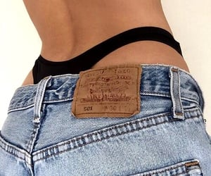 aesthetic, body, and jeans image