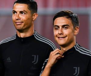 cristiano ronaldo, Juventus, and paulo dybala image