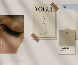 vogue, aesthetic, and style image