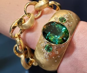 bling, bracelet, and cuff image
