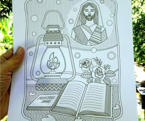 etsy, coloring pages, and bible inspiration image