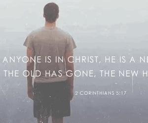 corinthians, god, and bible verse image