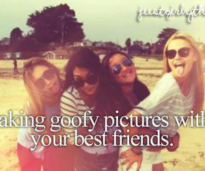 friends, best friends, and picture image