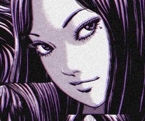 horror, junji ito, and manga image