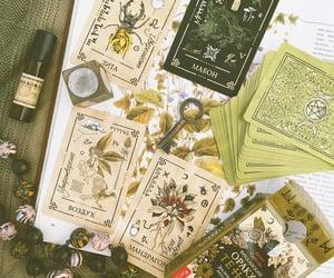 magic, tarot, and wicca image